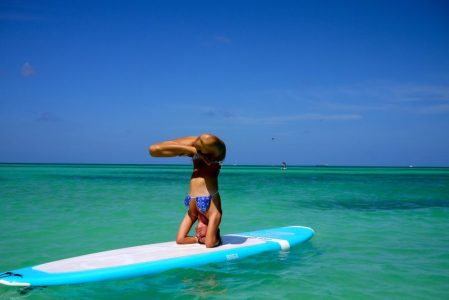 Aruba SUP The Travel Yogi