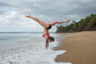 Caitlin Marcoux Nantucket Yoga