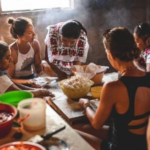 Mayan Riviera Cooking
