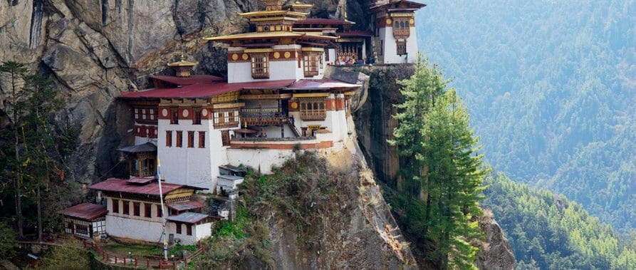 Bhutan Travel Tigers Nest The Travel Yogi