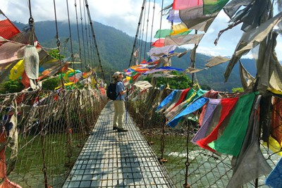 Bhutan Travel yoga