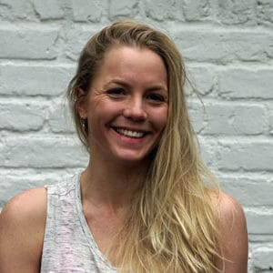 Caroline Graham-Wood yoga teacher