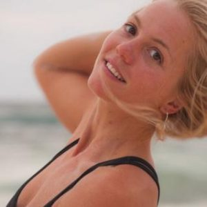 caroline graham wood yoga teacher