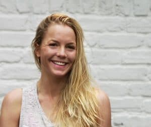 caroline gw yoga teacher