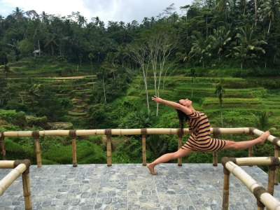 Bali Yoga Retreat Emily Clare Hill Yoga