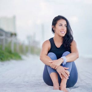 erica stanzione yoga teacher