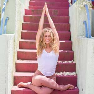 ashley lorenzo yoga teacher