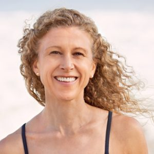 sharon dawson yoga teacher