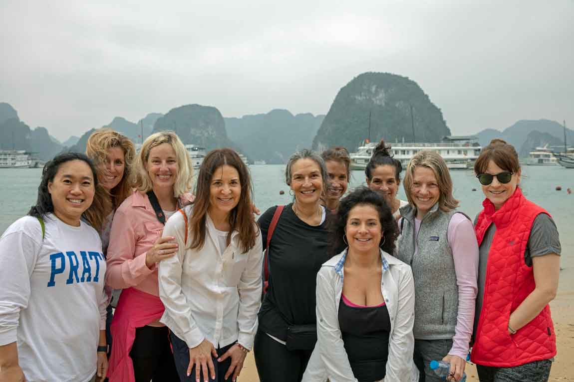 Vietnam Yoga Retreat Ha Long Bay